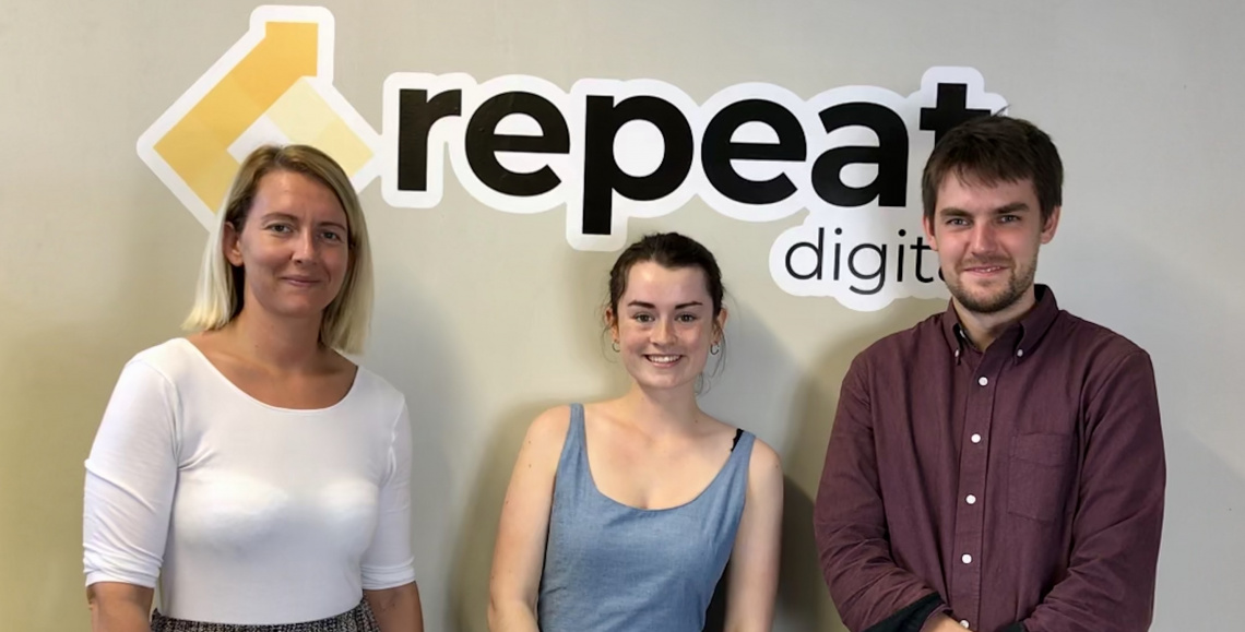 RedTree Welcomes Repeat Digital